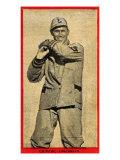 Lynchburg, VA, Lynchburg Virginia League, Griffin, Baseball Card Posters by  Lantern Press
