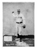 St. Louis, MO, St. Louis Browns, Jocko Milligan, Baseball Card Posters