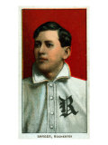 Rochester, NY, Rochester Minor League, Barger, Baseball Card Posters