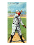 Newark, NJ, Neward Eastern League, Joseph McGinnity, Baseball Card Posters by  Lantern Press