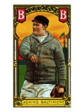 Baltimore, MD, Baltimore Eastern League, Doctor Merle T. Adkins, Baseball Card Posters by  Lantern Press