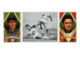 St. Louis, MO, St. Louis Browns, George T. Stovall, James Austin, Baseball Card Posters by  Lantern Press