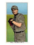 Tacoma, WA, Tacoma Northwestern League, Hall, Baseball Card Posters by  Lantern Press