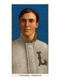 Louisville, KY, Louisville Minor League, Jake Thielman, Baseball Card Posters by  Lantern Press