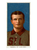 St. Louis, MO, St. Louis Browns, Rube Waddell, Baseball Card Posters