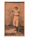 St. Louis, MO, St. Louis Browns, Silver King, Baseball Card Posters