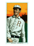 Rochester, NY, Rochester Minor League, Billy Maloney, Baseball Card Posters by  Lantern Press