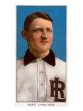 Little Rock, AR, Little Rock Southern League, Bill Hart, Baseball Card Posters by  Lantern Press
