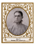 St. Louis, MO, St. Louis Browns, Barney Pelty, Baseball Card Posters