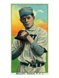 Vernon, CA, Vernon Pacific Coast League, Willett, Baseball Card Poster
