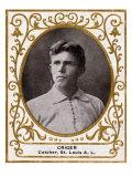 St. Louis, MO, St. Louis Browns, Lou Criger, Baseball Card Print