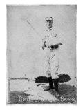 St. Louis, MO, St. Louis Browns, Jack Boyle, Baseball Card Posters by  Lantern Press