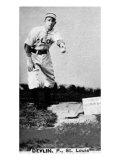 St. Louis, MO, St. Louis Browns, J. Devlin, Baseball Card Posters