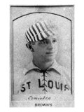 St. Louis, MO, St. Louis Browns, Chas. Comiskey, Baseball Card Posters by  Lantern Press