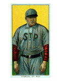 St. Paul, MN, St. Paul Minor League, Peter O'Brien, Baseball Card Posters