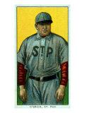 St. Paul, MN, St. Paul Minor League, Peter O'Brien, Baseball Card Posters