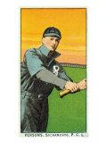Sacramento, CA, Sacramento Pacific Coast League, Persons, Baseball Card Posters by  Lantern Press