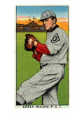 Oakland, CA, Oakland Pacific Coast League, Lively, Baseball Card Posters by  Lantern Press