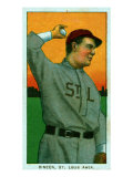 St. Louis, MO, St. Louis Browns, Dineen, Baseball Card Posters by  Lantern Press