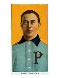 Providence, RI, Providence Minor League, Hunky Shaw, Baseball Card Posters