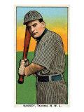 Tacoma, WA, Tacoma Northwestern League, Bassey, Baseball Card Posters by  Lantern Press