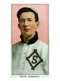 Shreveport, LA, Shreveport Southern League, Carlos Smith, Baseball Card Posters