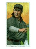 St. Louis, MO, St. Louis Browns, Joe Lake, Baseball Card Print