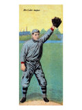 Buffalo, NY, Buffalo Eastern League, Arthur McCabe, Baseball Card Poster