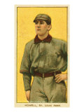 St. Louis, MO, St. Louis Browns, Harry Howell, Baseball Card Poster