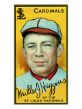 St. Louis, MO, St. Louis Cardinals, Miller Huggins, Baseball Card Posters