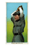 New Orleans, LA, New Orleans Southern League, Charlie Fritz, Baseball Card Posters