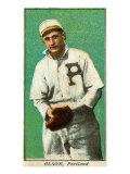 Portland, OR, Portland Northwestern League, Olson, Baseball Card Posters by  Lantern Press