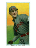 St. Louis, MO, St. Louis Cardinals, Al Shaw, Baseball Card Posters by  Lantern Press