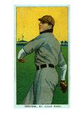 St. Louis, MO, St. Louis Browns, Bill Graham, Baseball Card Posters