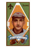 St. Louis, MO, St. Louis Browns, Roderick J. Wallace, Baseball Card Posters by  Lantern Press