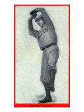 Raleigh, NC, Raleigh Eastern Carolina League, Cabrol, Baseball Card Posters