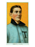 Toledo, OH, Toledo Minor League, Fred Abbott, Baseball Card Posters by  Lantern Press