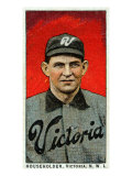 Victoria, Canada, Victoria Minor League, Householder, Baseball Card Posters