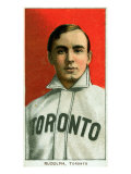 Toronto, Canada, Toronto Minor League, Dick Rudolph, Baseball Card Posters by  Lantern Press