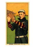 Portland, OR, Portland Pacific Coast League, Speas, Baseball Card Posters