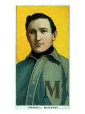 Milwaukee, WI, Milwaukee Minor League, Newt Randall, Baseball Card Posters by  Lantern Press