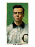 Columbus, OH, Columbus Minor League, Ross Helm, Baseball Card Posters