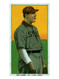St. Louis, MO, St. Louis Browns, Jimmy Williams, Baseball Card Posters