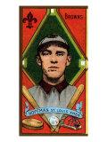 St. Louis, MO, St. Louis Browns, Daniel J. Hoffman, Baseball Card Posters