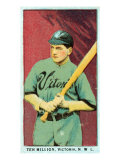 Victoria, Canada, Victoria Minor League, Ten Million, Baseball Card Print