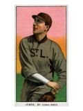 St. Louis, MO, St. Louis Browns, Tom Jones, Baseball Card Print by  Lantern Press