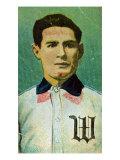 Wilson, NC, Wilson Minor League, McGeehan, Baseball Card Poster by  Lantern Press