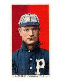 Portland, OR, Portland Pacific Coast League, McCredie, Baseball Card Poster by  Lantern Press