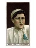 St. Louis, MO, St. Louis Browns, Earl Hamilton, Baseball Card Posters