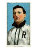 Roanoke, VA, Roanoke Virginia League, Ray Ryan, Baseball Card Posters